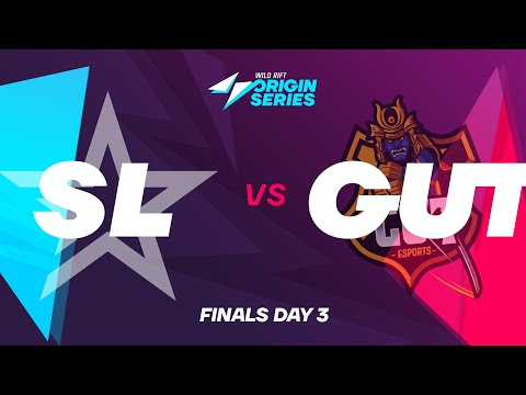 WR:OS July Cup Finals Day 3 CUT vs SL - Group C