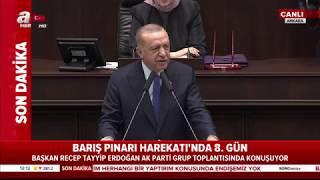 Son Dakika: Başkan Erdoğan: ''Kimse Bizi Durduramaz'' / A Haber