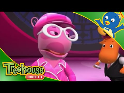 The Backyardigans: Uniqua is the Lady in Pink!