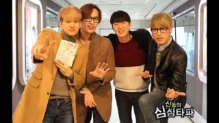 140322 MBC Radio Shindong