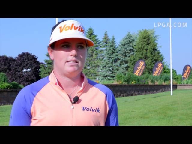 2016 Volvik Warm Up Routine with Casey Grice