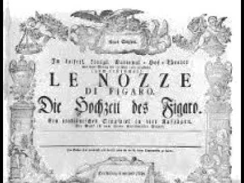 Mozart - Opera Die Hochzeit des Figaro