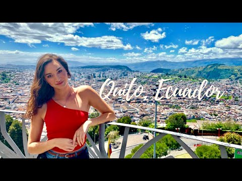 Adventures in Quito, Ecuador || Mitad del Mundo, El Panecillo, Basilica Voto Nacional (Travel Vlog)