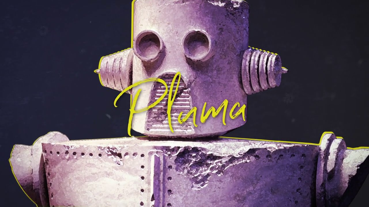 Caravan Palace - Pluma (Lyrics Video)