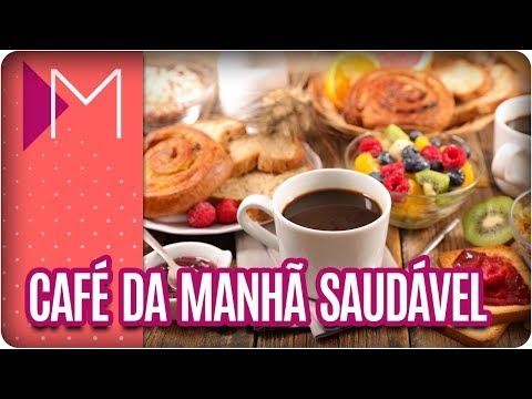 Café da manhã saudável - Mulheres (20/03/18)