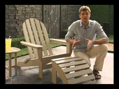 Recycled Plastic Curveback Adirondack, Polywood Furniture Reviews