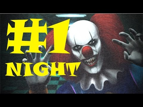 Five Nights at the Asylum iOS / Android Gameplay Part 1 HD