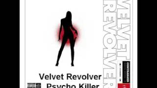 Velvet Revolver - Psycho Killer with + Lyrics HQ