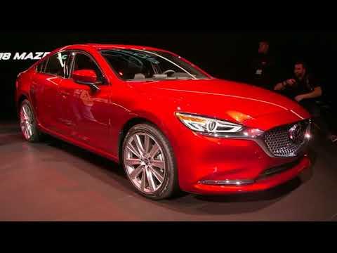 2018 Mazda Mazda6 – Redline: First Look