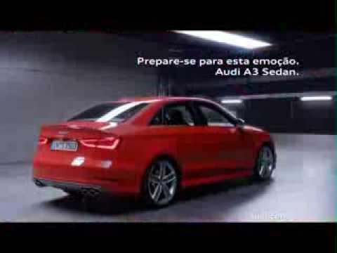 audi a3 sedan tvc brazil 2014 - youtube