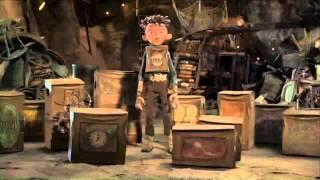 The Boxtrolls' movie trailer