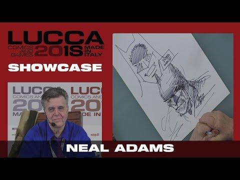 [Lucca Comics & Games] Showcase Neal Adams