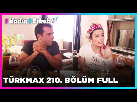 1 Kadın 1 Erkek || 210. Bölüm Full Turkmax