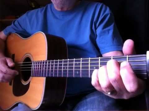 Wild Mountain Thyme - James Taylor guitar tab