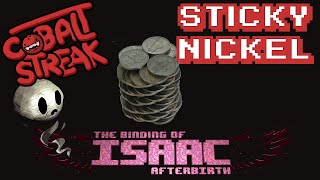 Isaac Afterbirth! The Lost 2-0! Sticky Nickel - Cobalt Streak