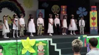 2016 Kindergarten Graduation