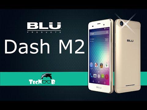 Análise: BLU Dash M2 - ( Review ) TecNoob