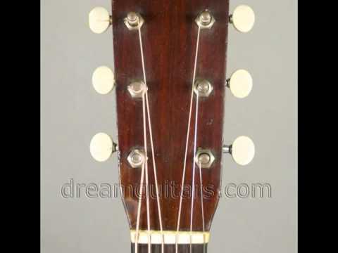 1942 Martin 000-18 MahoganyAdirondack at Dream Guitars