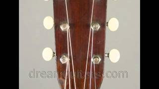 Baixar 1942 Martin 000-18 Mahogany/Adirondack at Dream Guitars