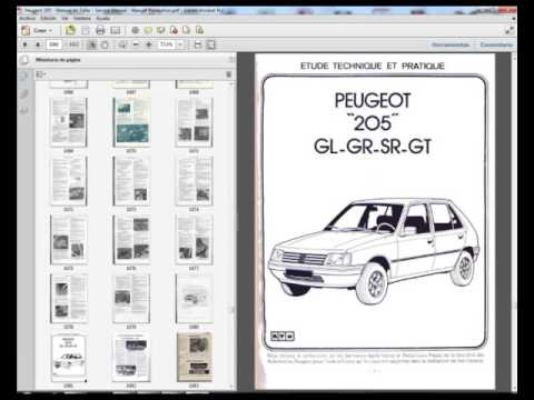 manual peugeot 205 mito how to and user guide instructions u2022 rh taxibermuda co peugeot 205 service and repair manual.pdf peugeot 205 gti service manual