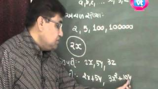 "10th Maths Lesson 2 Bahupadio Part-1  (SSC GSEB)  free video પ્રકરણ -૨ ""બહુપદીઓ"""