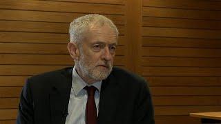 Jeremy Corbyn: Brexit'e karşıyım; daha güçlü ve adil bir Avrupa görmek isterim