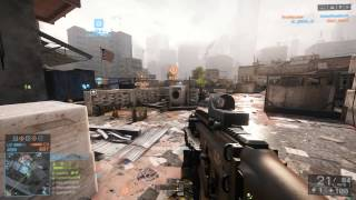 Battlefield 4 - Flood Zone - 64 Player Conquest - Full Match - Ultra Settings
