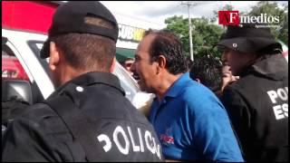 Un detenido y un desmayado en festejos por pase del Tri
