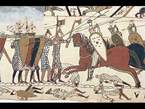 What if the Saxons won the battle of Hastings?