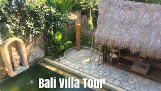 Bali Villa Tour 2018