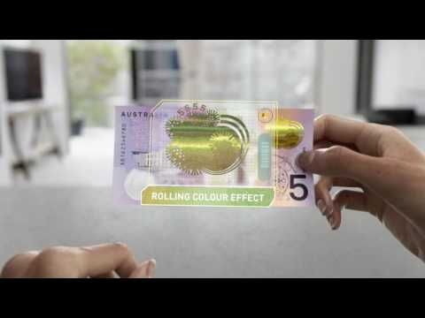 Reserve Bank of Australia Next Generation Banknotes