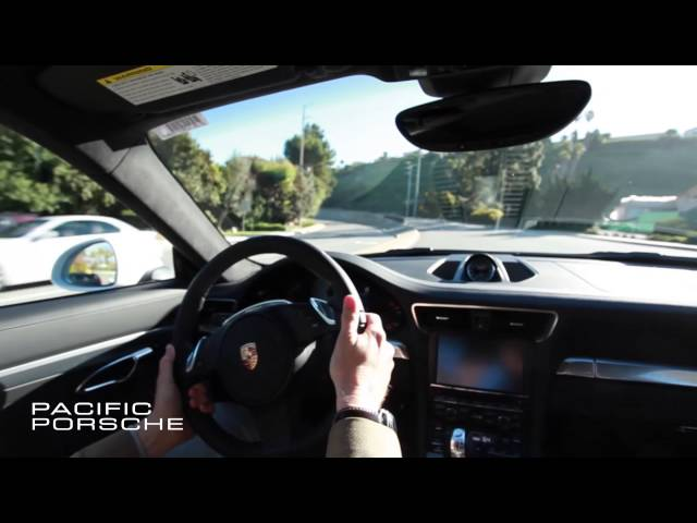 Porsche 911 vs Mercedes S class