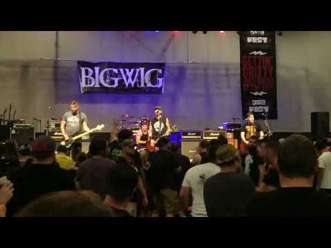 Bigwig - Girl in the Green Jacket live at 350fest Tinley park, IL