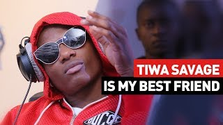 WizKid ~ 'Tiwa Savage Is Just My Best Friend' | #NRGTransit