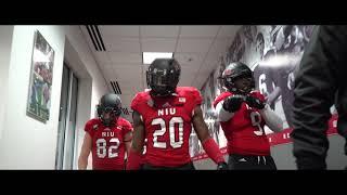 "NIU Football - ""The Hard Way"" - Western Michigan Week | Senior Night (2017)"