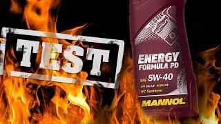 Mannol Energy Formula PD 5W40 Który olej silnikowy jest najlepszy?
