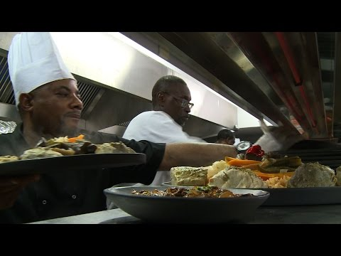 From street food to fine dining in Lagos, Nigeria