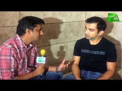 Exclusive Interview | गंभीर की देशभक्ति ने फिर जीता दिल | Sports Tak