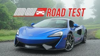 2018 McLaren 570 S Spider | Road Test