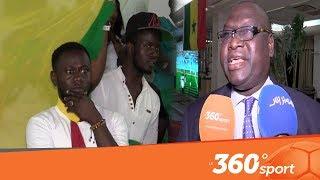 Le360.ma •CAN 2019: la tristesse des supporters sénégalais à Casablanca