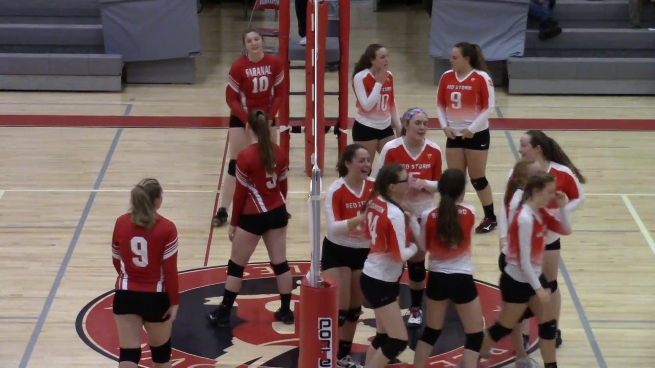 Saranac - Saranac Lake Volleyball C Final  11-3-18
