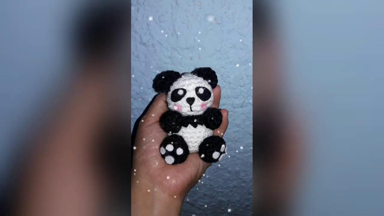 "Amigurumi – Minimee Crochet Panda Bear ""Eiko"" - premium & free ...   720x1280"