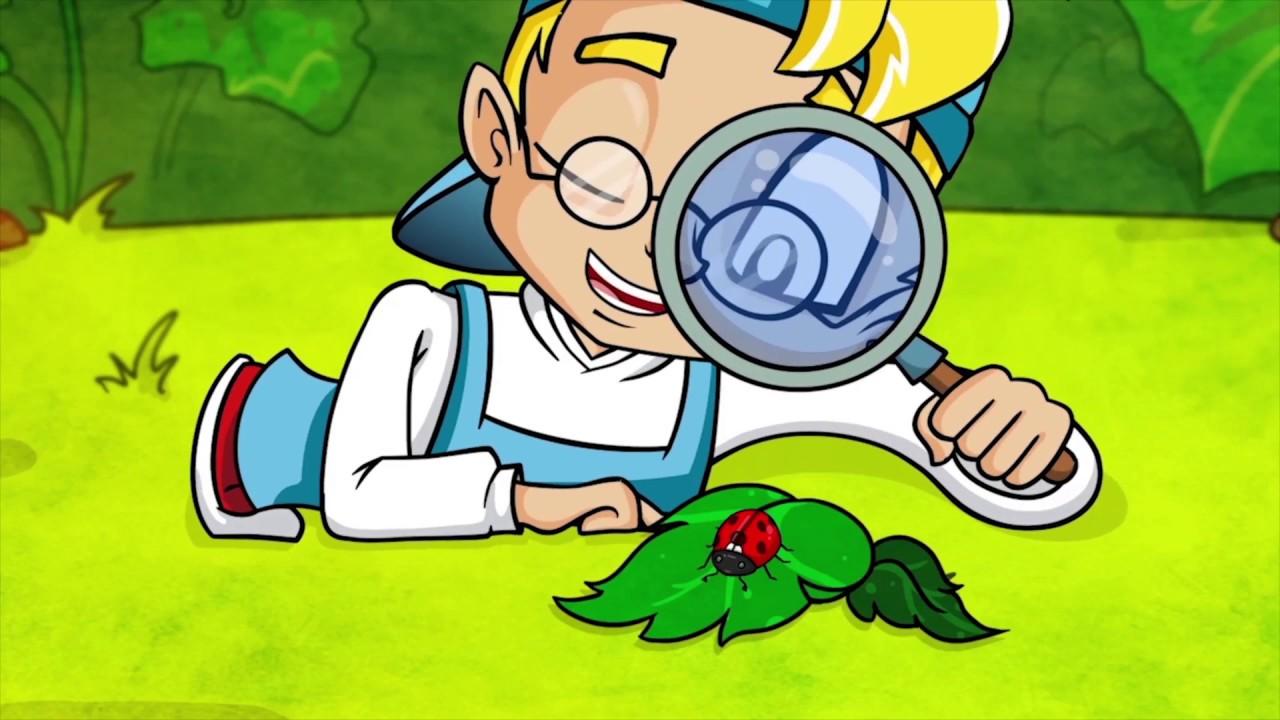 Картинки из мультфильма почемучки