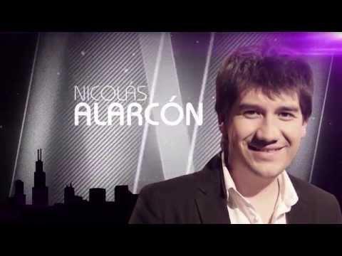 C30: Nicolás Alarcón - Actor Chileno - El Late De Nuevo Tiempo - 1ª T