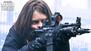 MILE 22 Restricted Trailer #2 NEW (2018) - Mark Wahlberg Action Thriller