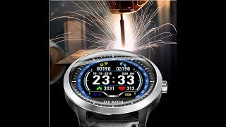Teamyo N58 ECG PPG Smart Watch