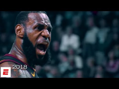 From Cleveland To Miami To Cleveland Again: Relive LeBron James' Full NBA Finals Journey | ESPN