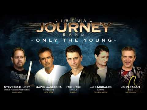 JOURNEY - Only The Young (Virtual Journey...