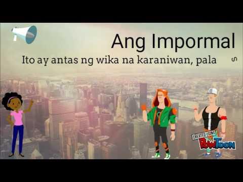 essays halimbawa ng di pormal na sanaysay from YouTube · Duration:  1 minutes 17 seconds