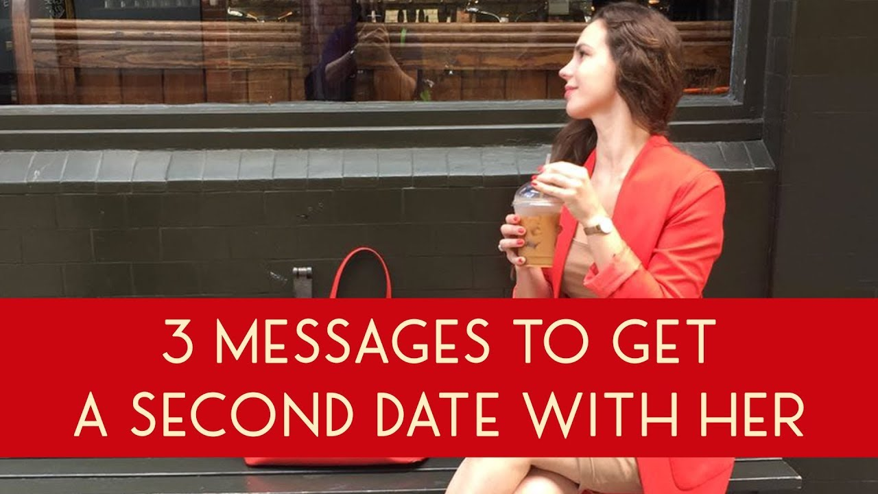 How to get a second date with a girl